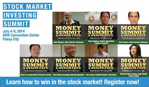 Money Summit & Wealth Expo 2014